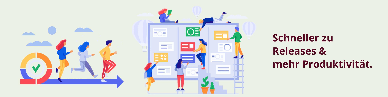 Agile Softwareentwicklung im Team