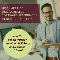 E-Book - Agiles Testmanagement in der CI/CD Pipeline