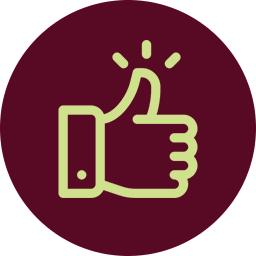 Weiterempfehlung Icon