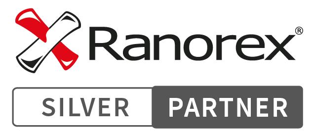 Ranorex Silver Partner Logo