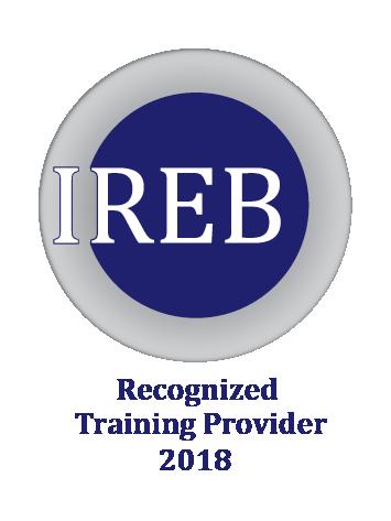IREB Training Provider Zertifizierung