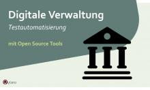 e-Government-Testautomatisierung