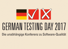 German Testing Day 2017