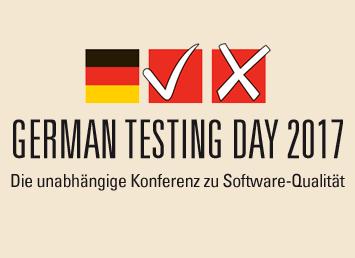 German Testing Day 2017